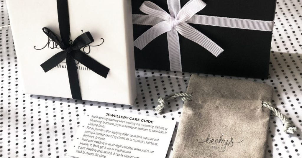 Delivered in our beautiful eco-friendly signature gift wrap, our jewellery will make the perfect gift for every occasion.